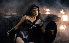 FILE: Israeli actress Gal Gadot plays Wonder Woman. Picture: Batman v Superman/Facebook.