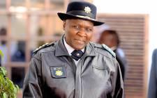 National Police Commissioner Riah Phiyega. Picture: Sebabatso Mosamo/EWN.