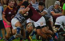 Maties beat Ikeys in a Western Cape Derby. Picture: Twitter/@varsitycup