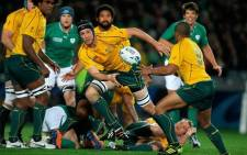 Rugby mourns the death of Australian lock Dan Vickerman, aged 37. Picture: Twitter  @IndoRugby.