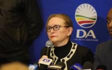 Western Cape Premier Helen Zille. Picture: Christa Eybers/EWN