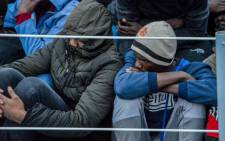 The number of migrants arriving in Spain by sea from north Africa doubled in 2017 from the year before. Picture: @UNmigration/Twitter.