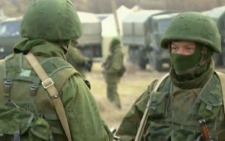 Russian troops in Ukraine. Picture: supplied