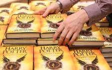 Copies of Harry Potter and the Cursed Child parts One and Two at a bookstore in London on 31 July 2016. Picture: Reuters.