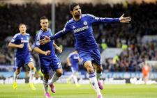 Diego Costa of Chelsea. Picture: Official Facebook Chelsea page.