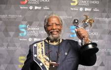 FILEL: Legendary South African actor Joe Mafela. Picture: Facebook.