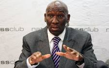 FILE: African National Congress (ANC) national executive committee (NEC) member Bheki Cele. Picture: EWN