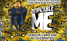 Despicable Me starring Atul 'GRUpta'
