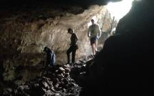 The fossils were discovered in the Dinaledi Chamber, a remote underground room in the Rising Star caves in the Cradle of Humankind.