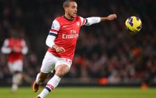 FILE: Arsenal forward Theo Walcott. Picture: Official Arsenal FC Facebook Page