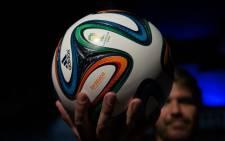 The Brazuca soccer ball