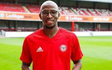 Brentford midfielder Kamohelo Mokotjo. Picture: @BrentfordFC/Twitter