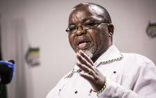 FILE: ANC Secretary General Gwede Mantashe. Picture: Reinart Toerien/EWN.