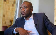 DA leader Mmusi Maimane during an exclusive interview with EWN. Picture: Christa Eybers/EWN