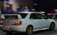 Foiled Drag Racing