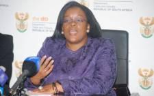 Mamodupi Mohlala. Picture: nccsa.org.za