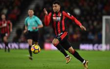 Bournemouth's Norwegian striker Joshua King runs with the ball during the English Premier League football match between Bournemouth and Liverpool at the Vitality Stadium in Bournemouth, southern England on 17 December 2017. Picture: AFP.