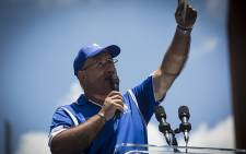 FILE: DA member Athol Trollip delivering a speech. Picture: EWN.