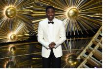 2016 Oscars host Chris Rock described this year's event as the 'White People's Choice Awards'. Picture: AFP/Getty Images North America.