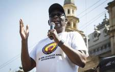 South African Federation of Unions (Saftu) general-secretary Zwelinzima Vavi. Picture: Reinart Toerien/EWN