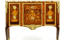 Oprah Winfrey's Louis XVI chest which is expected to fetch between $30,000 to $50,000 at the auction on 2 November. Source: http://www.kaminskiauctions.com