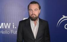 Actor Leonardo DiCaprio. Picture: Getty Images/AFP.