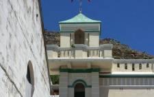 Masjidul Jaamia mosque. Picture: Facebook.com.