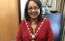 Cape Town Mayor Patricia de Lille. Picture: Kevin Brandt/EWN.