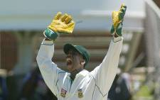 A file photo shows former Proteas cricketer Thami Tsolekile. Picture: AFP.