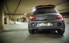 FILE: The Opel Adam S. Picture: Thomas Holder/EWN.