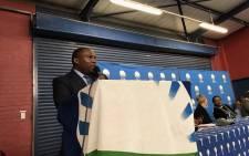 FILE: Acting Western Cape Democratic Alliance leader Bonginkosi Madikizela. Picture: Monique Mortlock/EWN