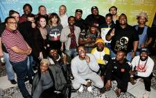 Some of this year's #SavannaCCA nominees and other comedians who attended the nominee announcement. Picture: Supplied