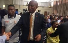 FILE: Johannesburg mayor Herman Mashaba. Picture: Masa Kekana/EWN.