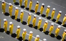FILE: The annual Cape Minstrels Tweede Nuwe Jaar Parade. Picture: EWN.