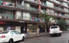 Three women & two young children were shot at home in their Hillbrow flat by an unidentified gunman on Monday night.