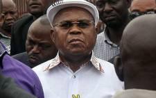 DRC opposition party leader Etienne Tshisekedi. Picture: AFP
