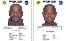 The Hawks have released identikits if two men believed to have info on the shooting of three ANC councillors in Umzimkhulu. Picture: Supplied.