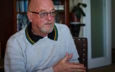 Tourism Minister Derek Hanekom in conversation with EWN's Melanie Verwoerd