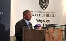 Professor Njabulo Ndebele. Picture: EWN.