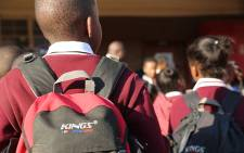 FILE. Schools will open despite around 16, 000 grade one and eight pupils still not being placed. Picture: Reinart Toerien/EWN