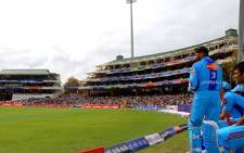 IPL action at Newlands. Picture: Jeff Ayliffe/Eyewitness News