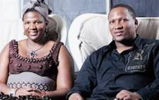 Shauwn and S'bu Mpisane. Picture: Drum