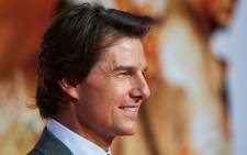 FILE: US actor Tom Cruise. Picture: AFP.
