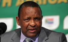 Sascoc President Gideon Sam has confirmed a match fixing probe into Safa. Picture: Sapa