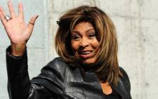 FILE: US singer Tina Turner. Picture: AFP.