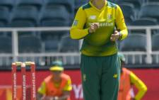 Dane van Niekerk will captain the Women's side. Picture: Twitter/@OfficialCSA