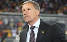 FILE: Bafana Bafana head coach Stuart Baxter. Picture: EWN.