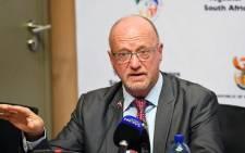 Former Tourism Minister Derek Hanekom. Picture: GovernmentZA