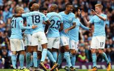 Manchester City beat Crystal Palace 5-0 at the Etihad on Saturday 23 September 2015. Picture: AFP.