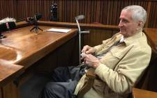 FILE: Jan Rodrigues testifies during the Ahmed Timol inquest on 1 August 2017. Picture: Barry Bateman/EWN.